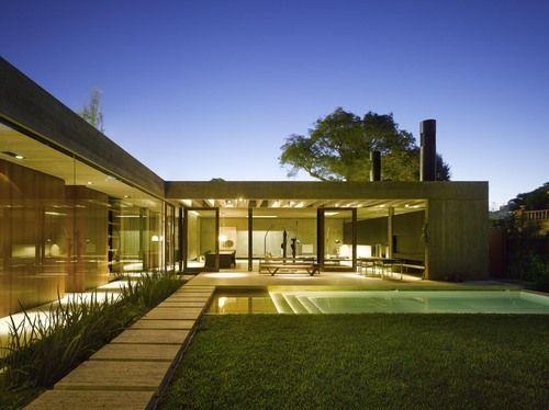 Mathias Klotz, Edgardo Minond — House L/ Buenos Aires