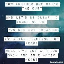 Image result for elastic heart sia