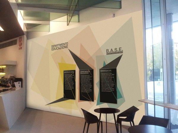Spazio 14 10 | architettura e grafica | MAXXI WALL