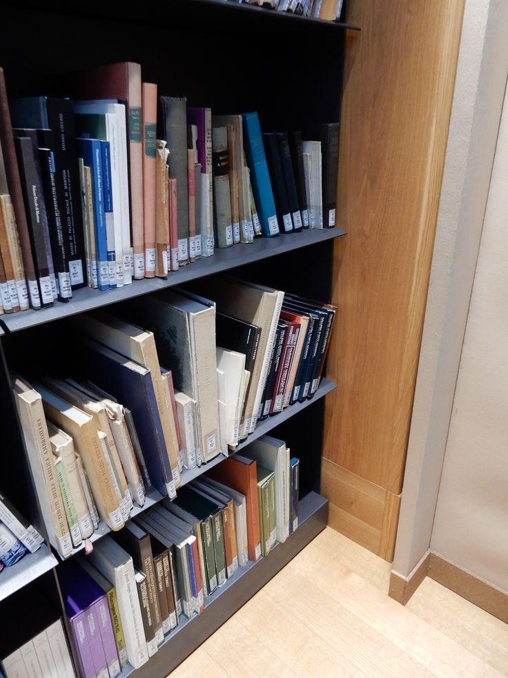 San Giorgio 15 (Fondazione Cini - Biblioteca progetto De Lucchi)