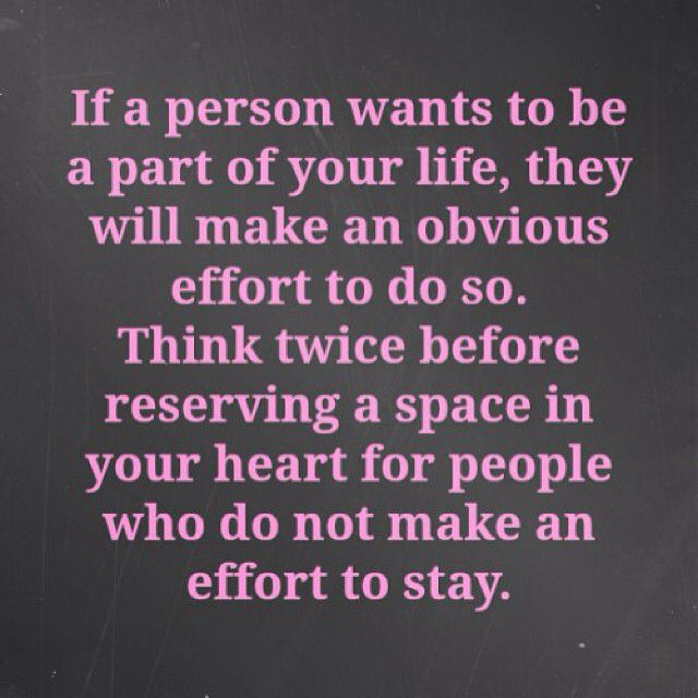 I have a big heart, but not big enough to house disloyal people at the expense of my own inner harmony.