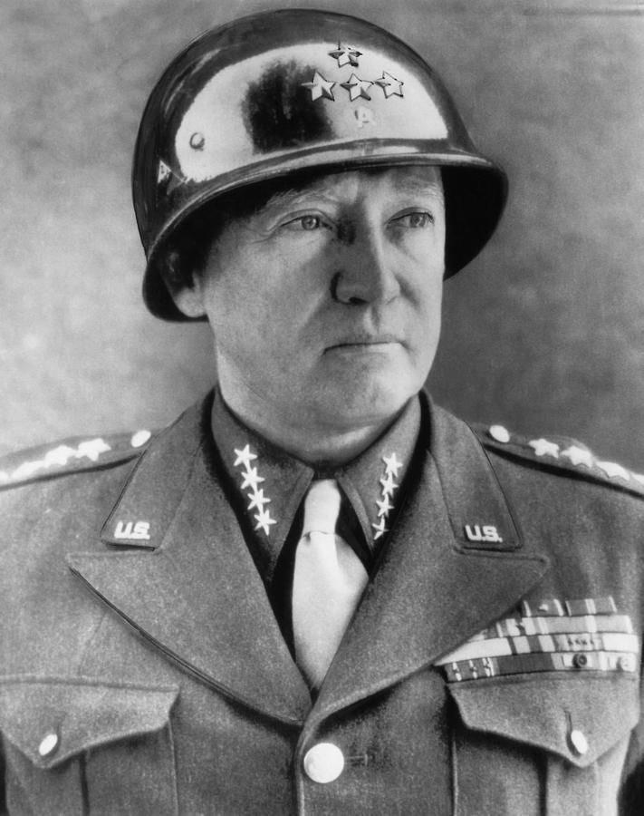the life and military brilliance of general george s patton jr George smith patton, jr (november 11, 1885 – december 21, 1945) was a general in the united states army best known for his command of the seventh united states army, and later the third.
