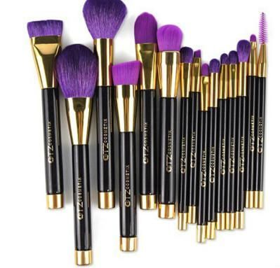 Brand / Set Makeup Brushes Sets Synthetic Hair Make Up Brushes Tools Cosmetic Brush Professional Foundation Brush Kits Purple Cheap Makeup Online Concealer Brush From Bawanbian, $37.7| Dhgate.Com