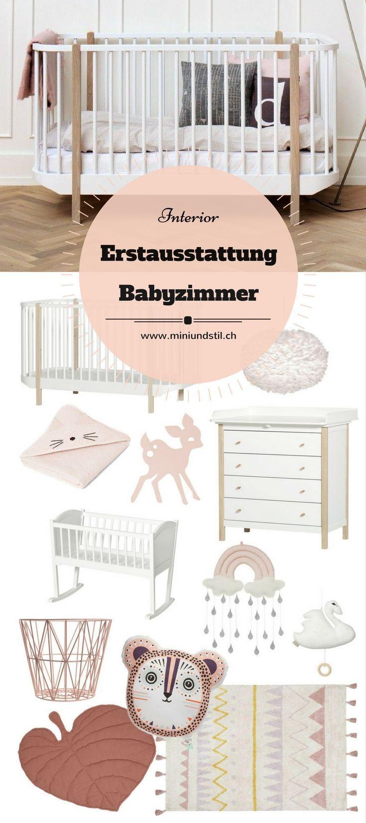 Baby Erstausstattung: Das braucht ihr fürs Kinderzimmer - Mini