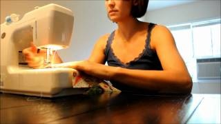 She has some good tutorials on sewing ruffle pants and a few other sewing projects for little girls clothes.
