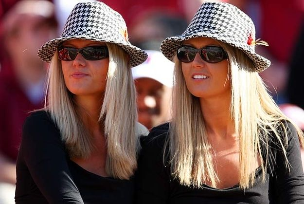 The houndstooth. | 14 Reasons We All Irrationally Hate Alabama Football