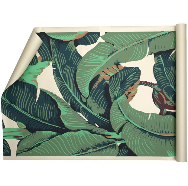 Hinson  Company Martinique wallpaper.