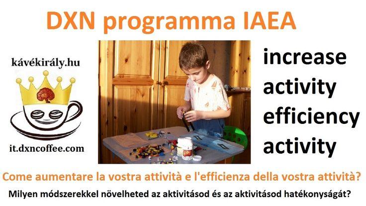 DXN programma IAEA: aumentare attività efficienza attività