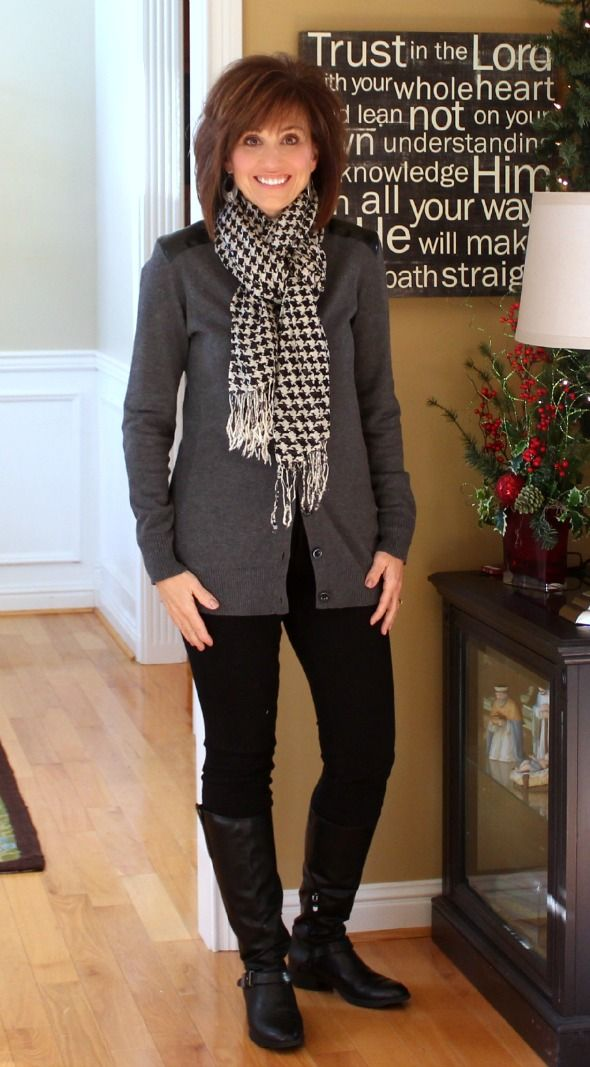 Fashion Over 40-What I Wore - Walking in Grace and Beauty