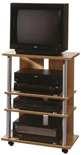 FMD 205-007 TV/HiFi Regal Variant 7 – B/H/T: 65.0 x 85.0 x 40.0 cm, Buche  http://www.tv-moebel.info/produkt/fmd-205-007-tvhifi-regal-variant-7-bht-65-0-x-85-0-x-40-0-cm-buche/