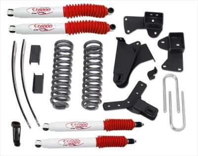 1993 FORD EXPLORER Tuff Country Lift Kit w/Shock: Tuff Country 4 Inch Lift Kit 24850KH Lift Kit… #AutoParts #CarParts #Cars #Automobiles
