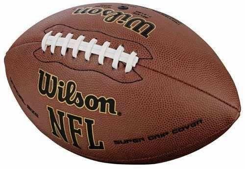 Bola Futebol Americano Wilson Ultra Couro Medidas Oficiais! - R$ 59,99