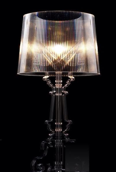 The mysterious Kartell Bourgie...