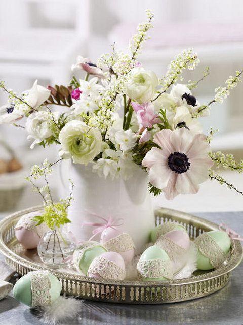 Tavaszi húsvéti dekorációs ötletek (2)