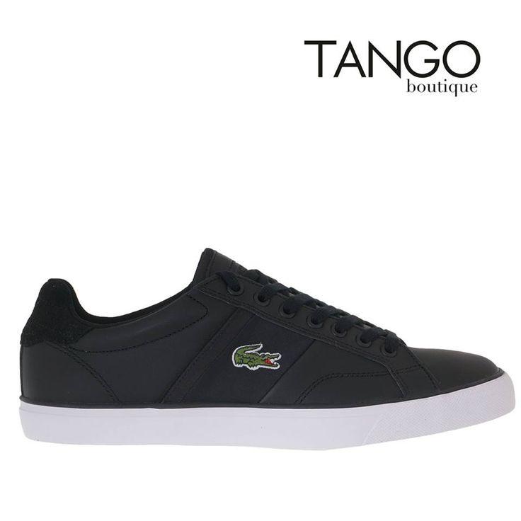 Sneaker Lacoste 32SPM0013 FAIRLEAD Για την τιμή και τα διαθέσιμα νούμερα πατήστε εδώ - http://www.tangoboutique.gr/.../sneaker-lacoste-32spm0013... Δωρεάν αποστολή - αλλαγή & Αντικαταβολή!! Τηλ. παραγγελίες 2161005000