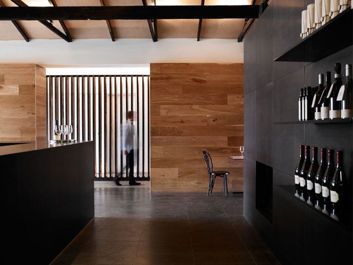 Salix Bistro In Victoria's Mornington Peninsula, Australia | http://www.yatzer.com/Willow-Creek-Vineyard-bistro