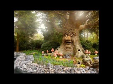Mindfulness para niños/as: El árbol de las preocupaciones - YouTube