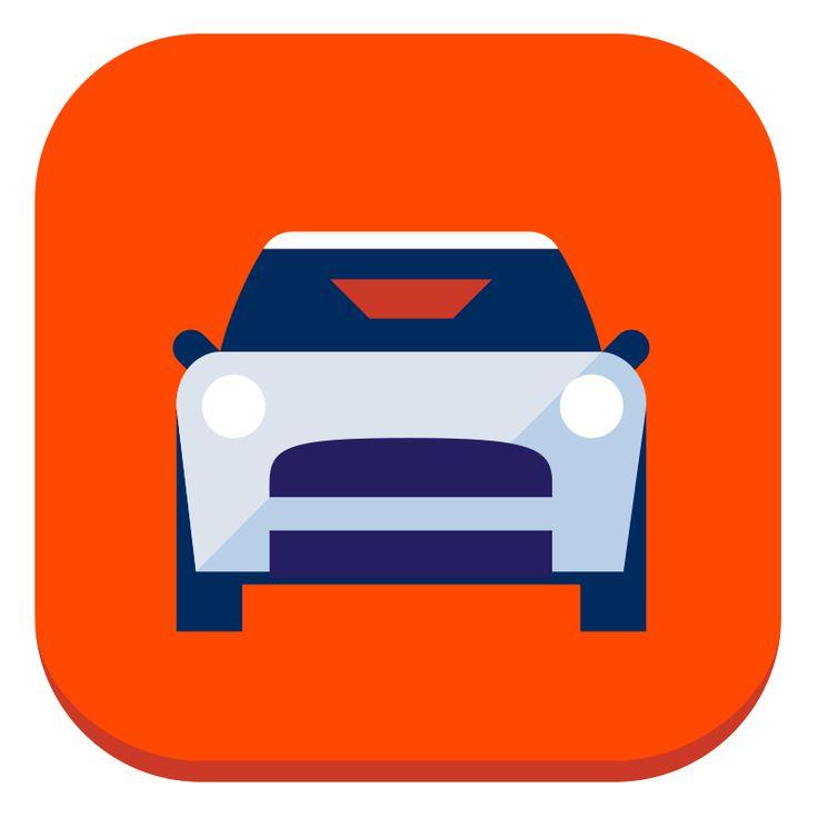 Bilbasen app ikon