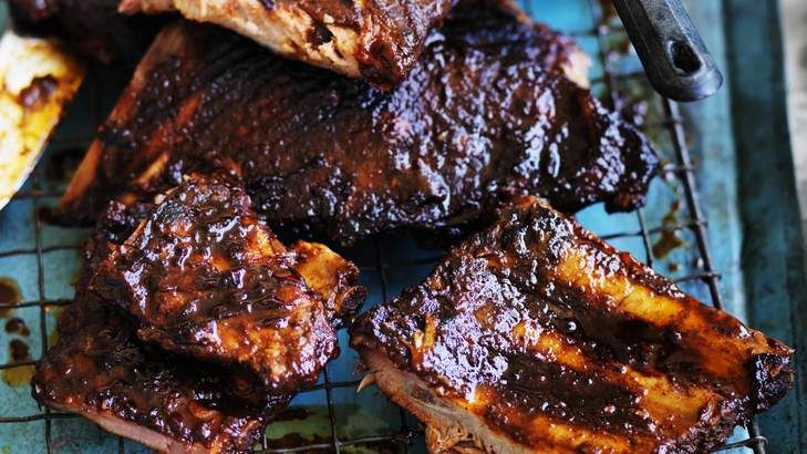 Baby Back Ribs - Neil Perry