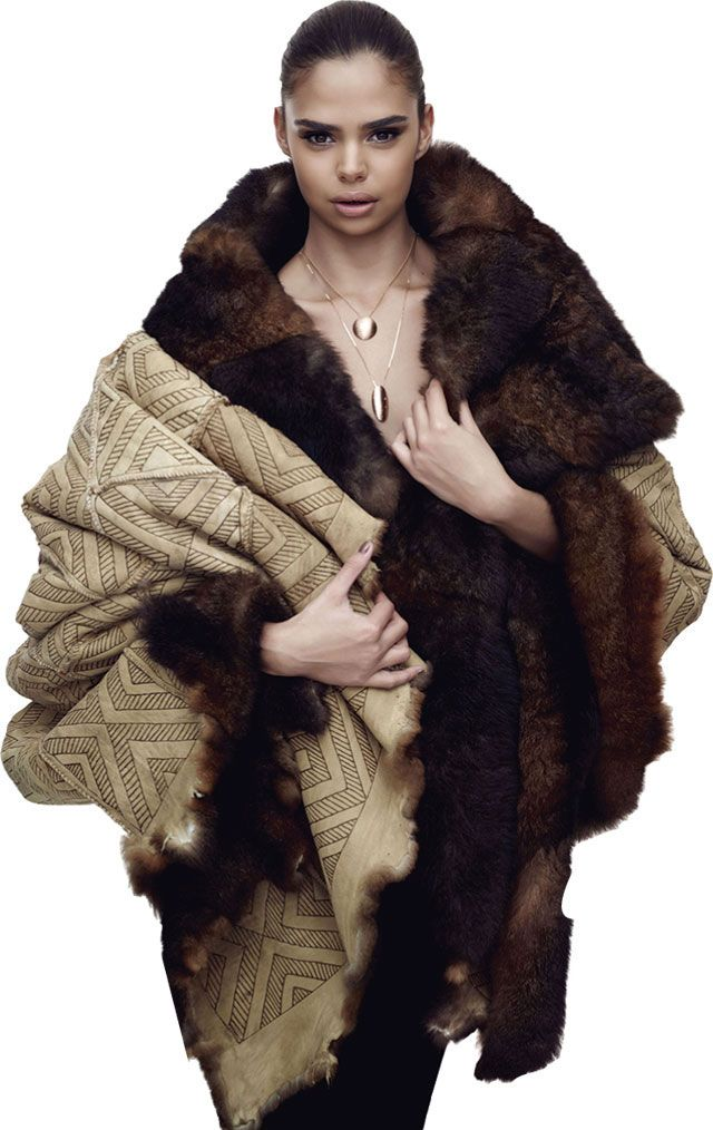 Foto Cortesía de la Semana de la Moda Australiana Indígena