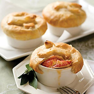 Lobster Pot Pies... yummy!