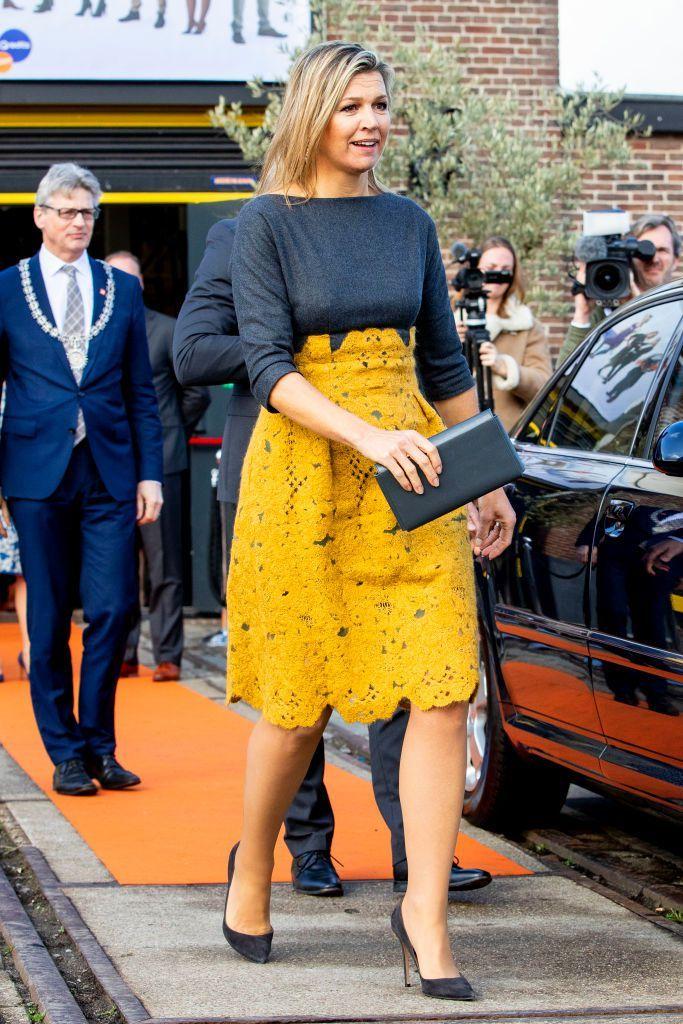 Stylefile: Koningin Máxima's mooiste outfits op een rij