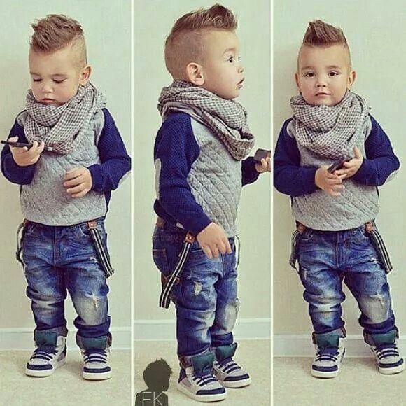 My son will look like this some day <3