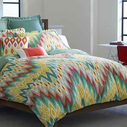 Odessa Flame Comforter Set Jcpenney Bedding