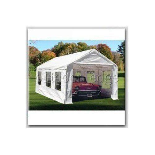 Portable Garage With Windows : Best carport canopy ideas on pinterest patio roof