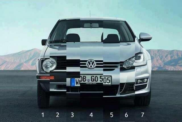 Golf Model Mk 1 2 3 4 5 6 7 Good Idea Brilliant Job Thx