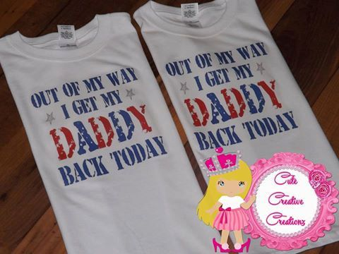 7 best military welcome home shirts images by charleyjo s on