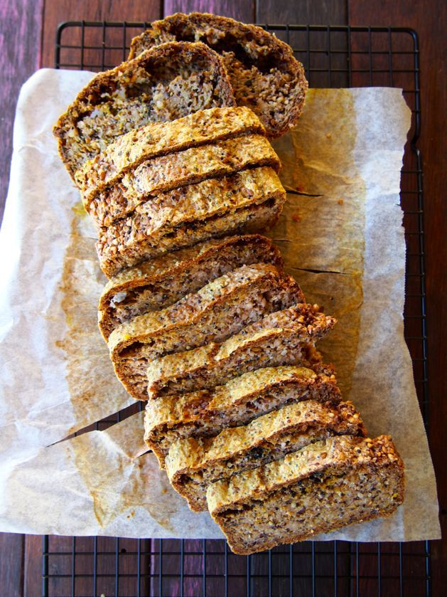 Healthy Easy Sprouted Bread Recipe