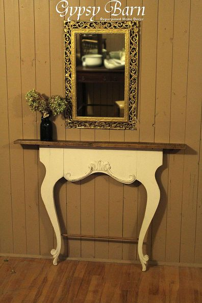 repurposed washstand harps, bathroom ideas, diy, fireplaces mantels, home decor, repurposing upcycling
