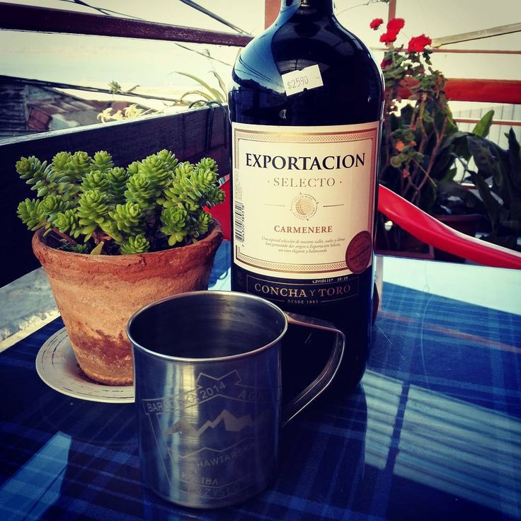 Hawiarska Koliba in Valparaiso #hasajacezajace  #travel #trip #travelmore #instatravel #neverstopexploring #valparaiso #chile #wine #vino #carmenere #vineyards #adventure #hawiarskakoliba