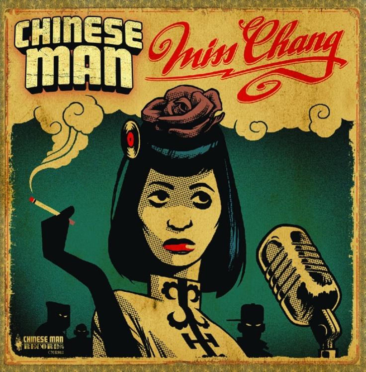 Chinese man - Miss Chang