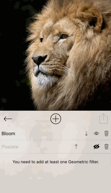 Take a look at the HDR Bloom #filter #demo from the latest version of mixrt.com #app .