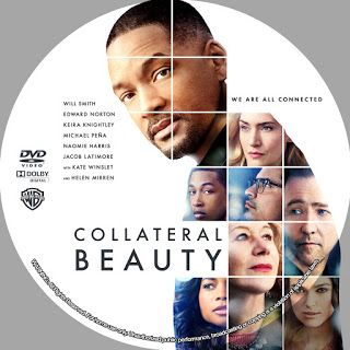 Collateral Beauty DVD Label