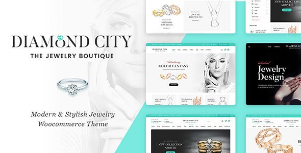Review Download Dici Jewelry Shop Wordpress Theme On This Post We Are Discovring One Of The Best In 2020 Web Design Wordpress Theme Design Modern Wordpress Themes