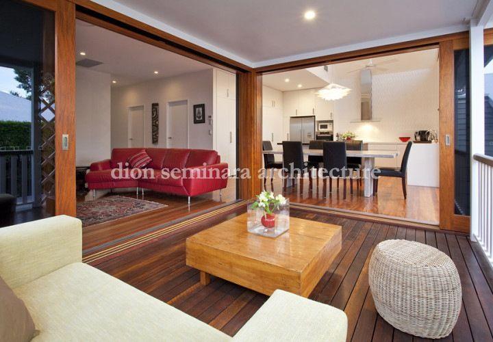 Brisbane architecture in Clayfield by Dion Seminara Architecture