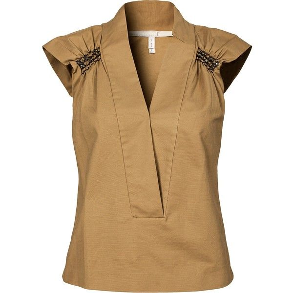 Schumacher Crystal Couture Blouse
