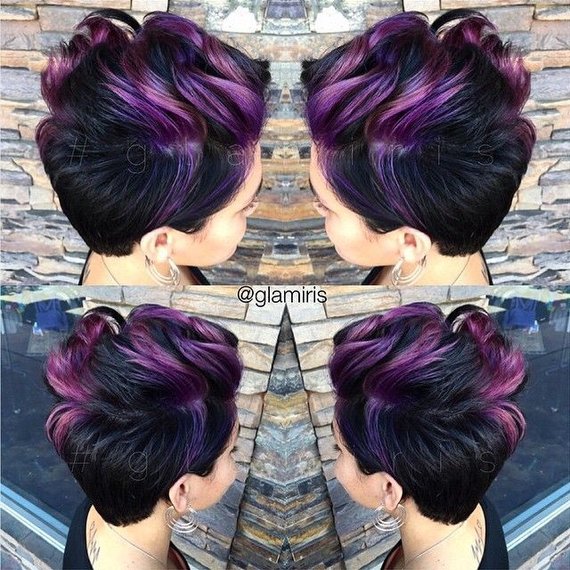 This Color is Entrancing @glamiris - http://community.blackhairinformation.com/hairstyle-gallery/short-haircuts/color-entrancing-glamiris/