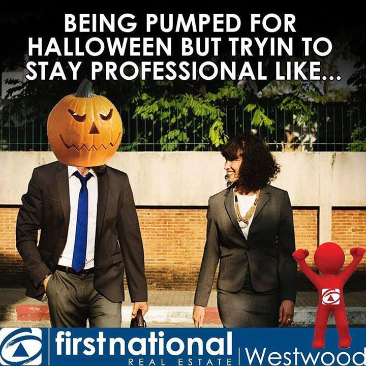 Happy Halloween!  #fnrewestwood