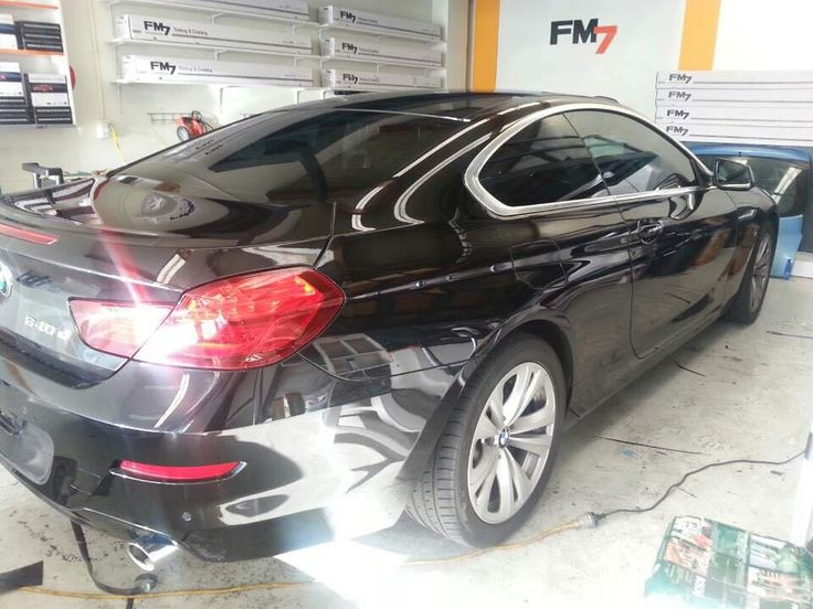 640D with Supercut 35%  #carwindow #tinting
