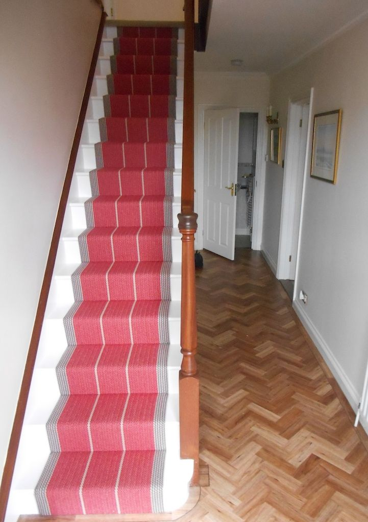 Best Fabulous Bespoke Fabric Upholstering The Stairs Stair 400 x 300