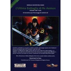 L'ultima battaglia di Re Aemon (Liv. 8)