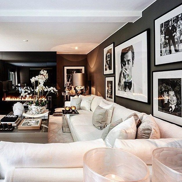 158 best westwing glamour images on pinterest living spaces living room and living room ideas. Black Bedroom Furniture Sets. Home Design Ideas