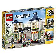 Lego Creator Sets | LEGO Creator Toy and Grocery Shop