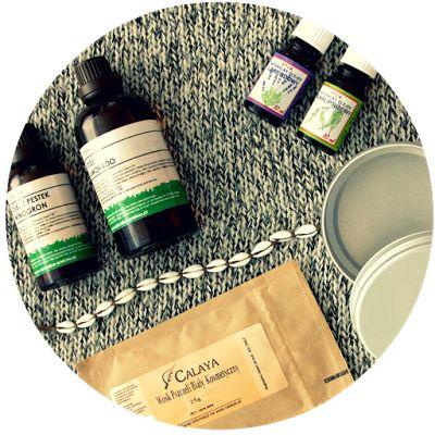 Urodelle DIY balsam do mycia twarzy - Diy lavender cleansing balm