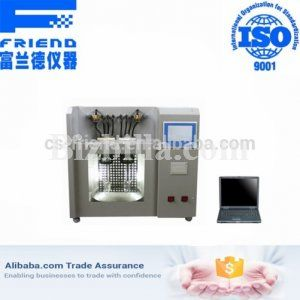 Find Changsha Friend Experimental Analysis Instrument CompanyAutomatic intrinsic viscometer plastic viscosity meter sell offers details | BizBilla.com