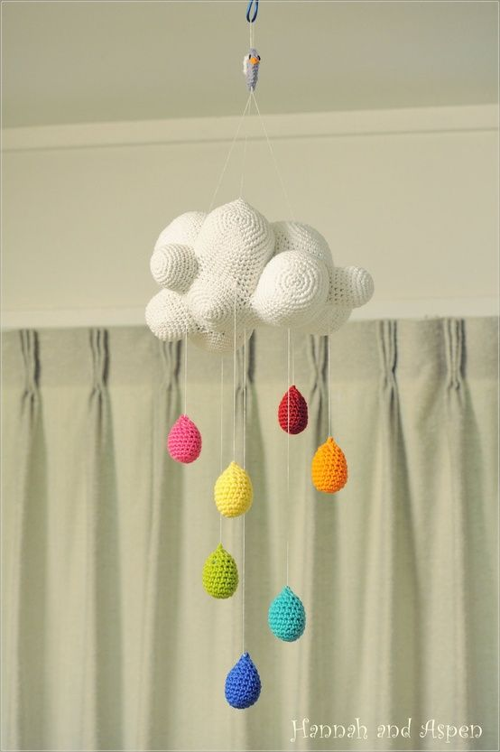 14 best images about diy baby mobiles on pinterest star mobile butter and rain clouds. Black Bedroom Furniture Sets. Home Design Ideas